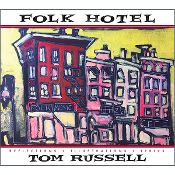 Folk Hotel Illustrated Lyric Book