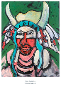 Crow Indian Limited Edition Print
