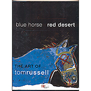 Blue Horse Red Desert [book]