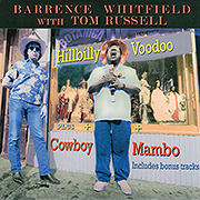 Hillbilly Voodoo + Cowboy Mambo [2-CD Set]