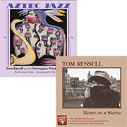 """Now and Then"" Combo - Heart On A Sleeve and Aztec Jazz"