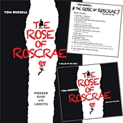 The Rose of Roscrae Bundle w/Program Guide and Promo CD